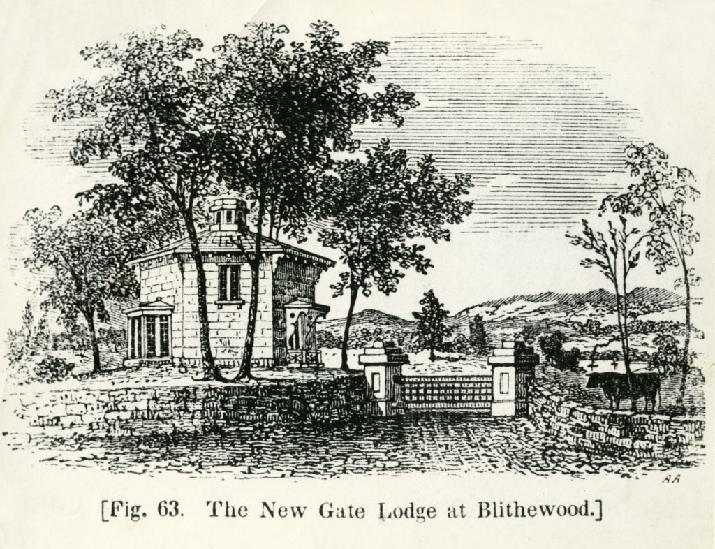 The New Gate Lodge at Blithewood