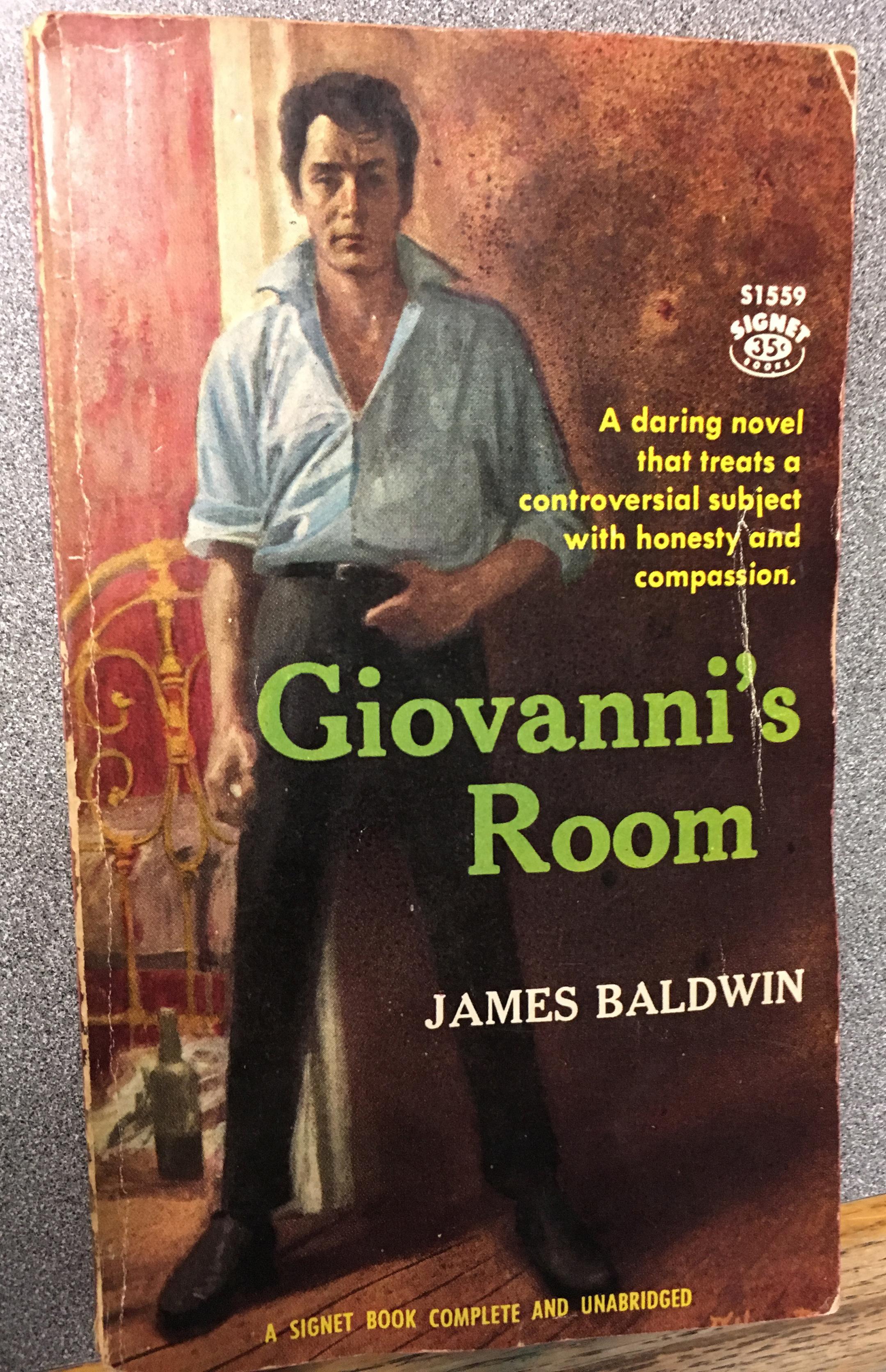 Giovanni's Room; A Novel