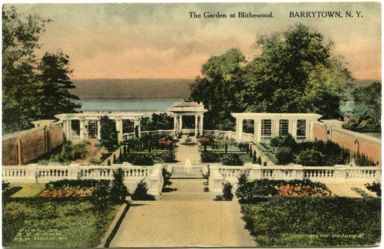 The Garden at Blithewood, Barrytown, NY