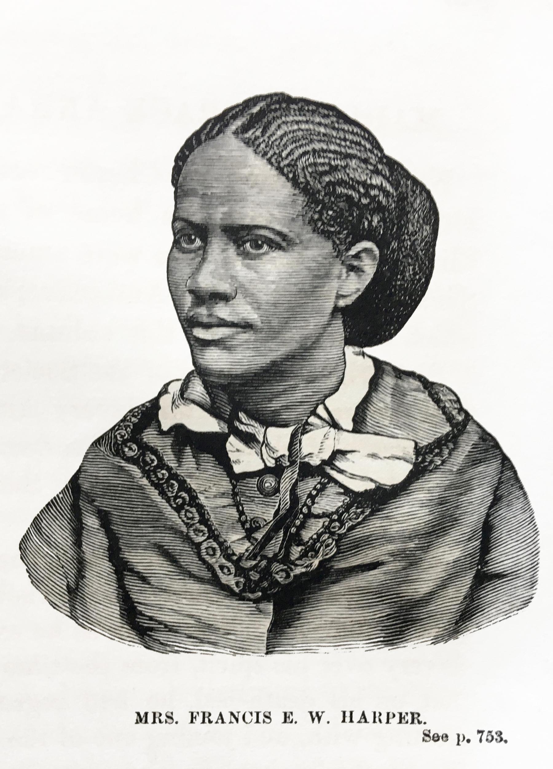 Mrs. Francis E.W. Harper